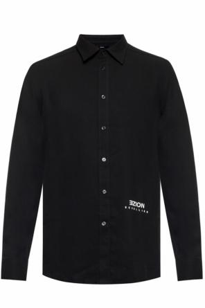 Shirt with prints od Diesel