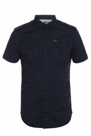 Short sleeve fitted shirt od Diesel