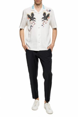 Embroidered shirt od Diesel