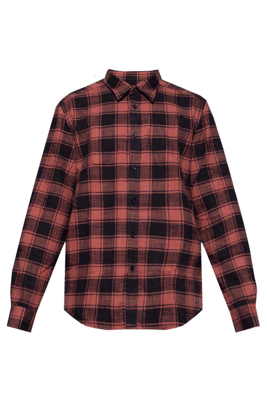 Diesel Checked shirt