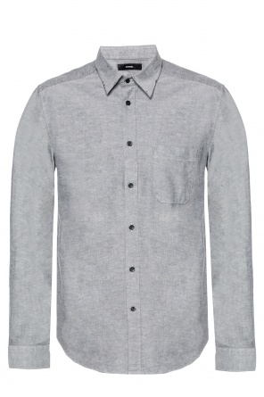 Raw-edge shirt od Diesel
