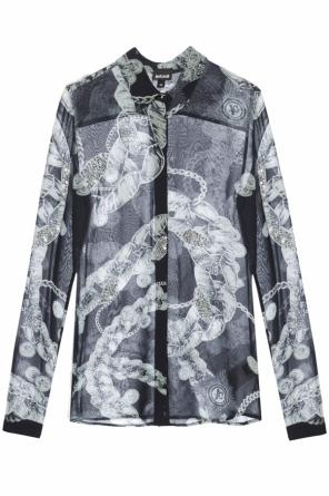 Sequinned shirt od Just Cavalli