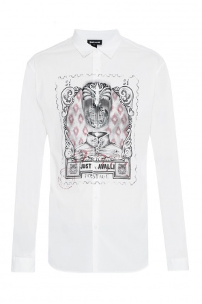 Printed shirt od Just Cavalli