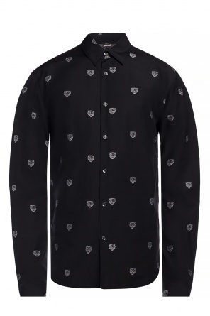Embroidered shirt od Just Cavalli