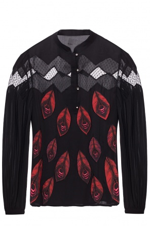 Patched shirt od Just Cavalli