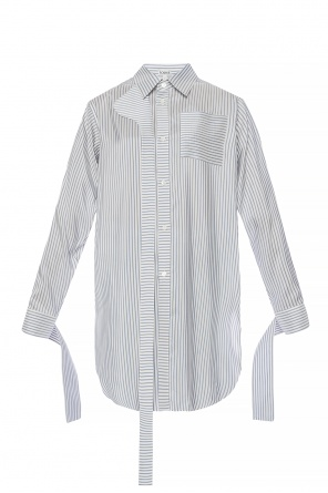 a834d5cbdc04c3 ... Shirt with a striped pattern od Loewe