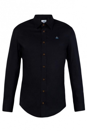 Fitted logo shirt od Vivienne Westwood