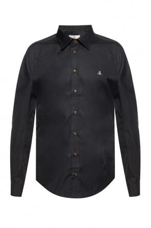 标识刺绣衬衫 od Vivienne Westwood