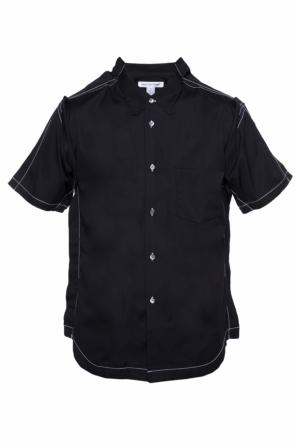 Raw-trimmed shirt od Comme des Garcons