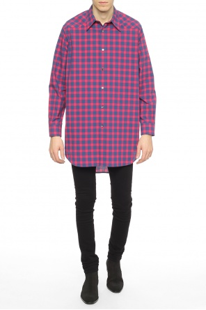 Checked shirt od Maison Margiela