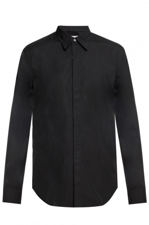 Shirt with concealed placket od Maison Margiela