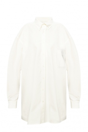 Shirt with logo od Maison Margiela