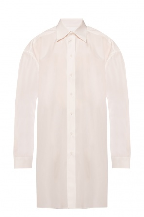 Oversize shirt dress od Maison Margiela