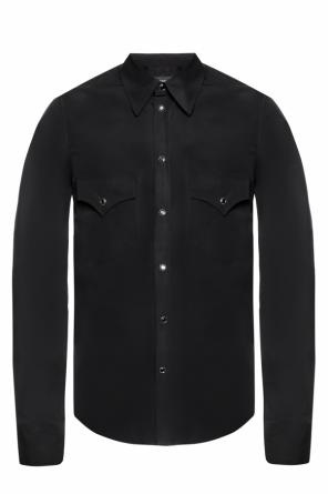 Stitched shirt od Dsquared2