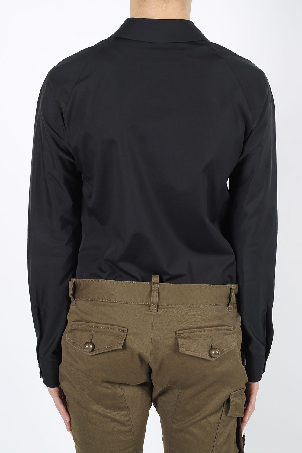 Dsquared2 Shirt with slits