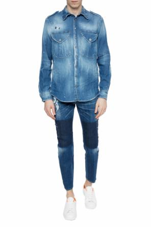 Denim shirt od Dsquared2