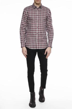 Checked shirt od Dsquared2