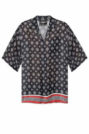 Printed shirt od Dsquared2