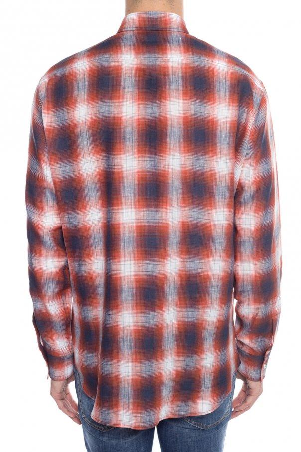 Dsquared2 Wzorzysta koszula lrDOH3i6
