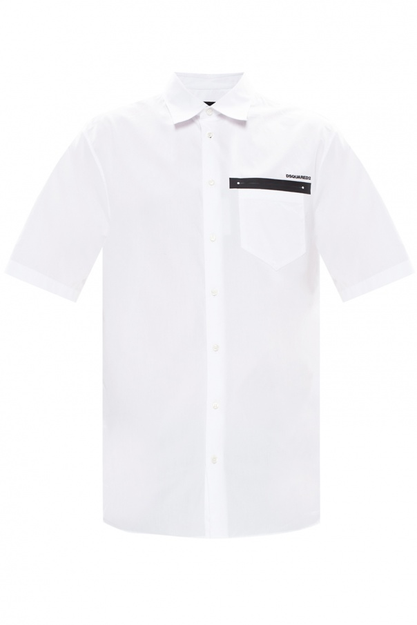 Dsquared2 Short sleeve shirt
