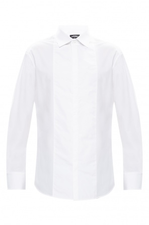 Bawełniana koszula od Dsquared2