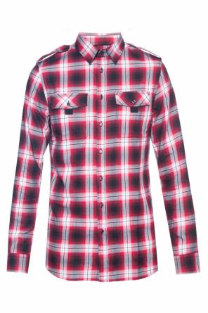 Checked shirt od Diesel Black Gold