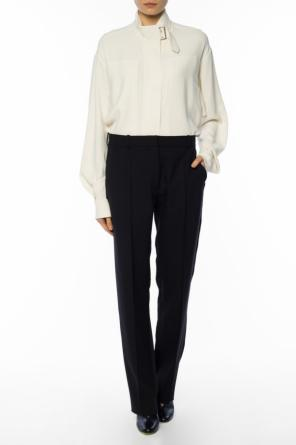 Band collar shirt od Victoria Beckham