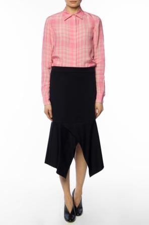 Checked shirt od Victoria Beckham