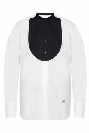 Contrasting front shirt od J.W. Anderson