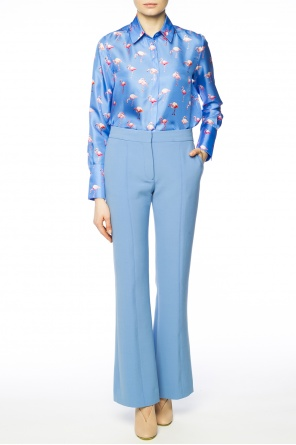 Shirt with flamingos od Victoria Victoria Beckham