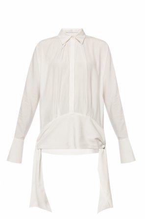 84f0f7f893510e Koszula z wiązaniem od Victoria Victoria Beckham Koszula z wiązaniem od  Victoria Victoria Beckham