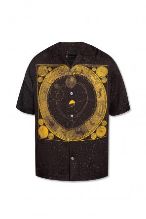 'starchart' shirt od AllSaints