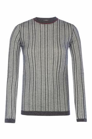 Checked sweater od Victoria Beckham
