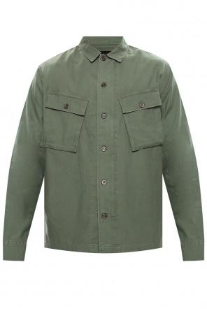 'troop' cotton shirt od AllSaints