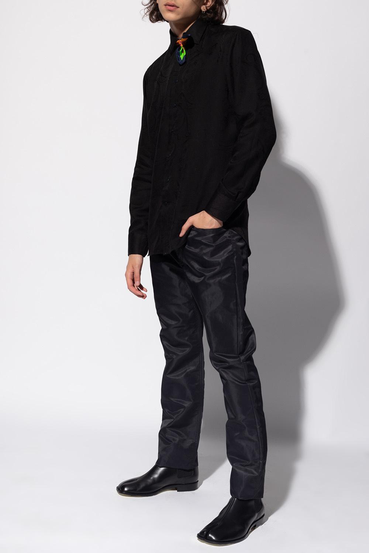 Etro Paisley-motif shirt