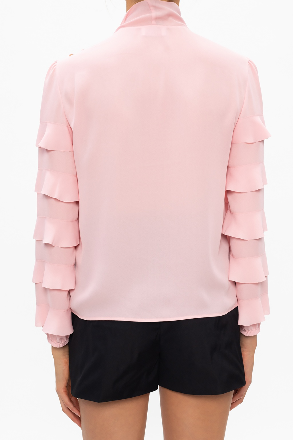 Red Valentino Top ze stójką
