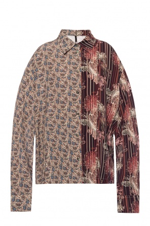 Patterned shirt od Unravel Project