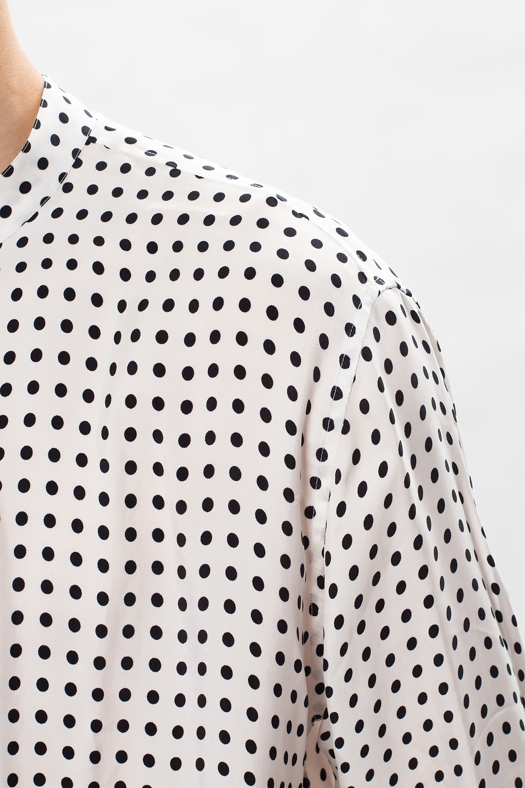 Balmain Dotted shirt