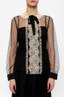 Red Valentino Collared top