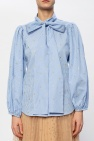 Red Valentino Striped shirt