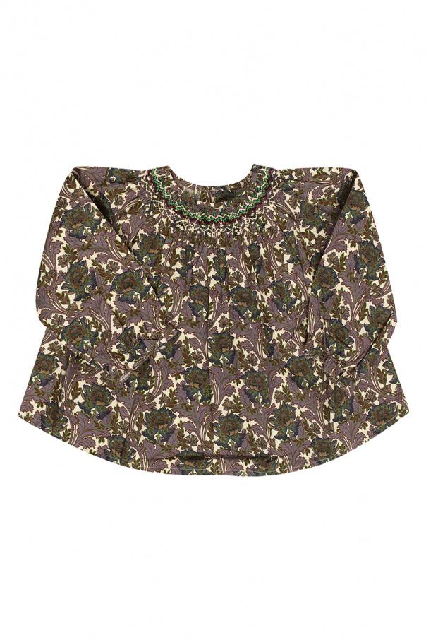 Bonpoint  Wzorzysta koszula