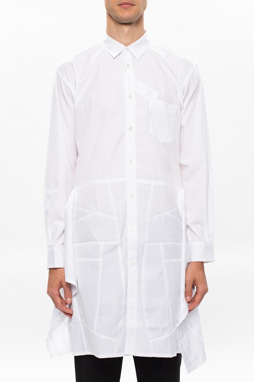 Comme des Garcons Shirt 不对称衬衫