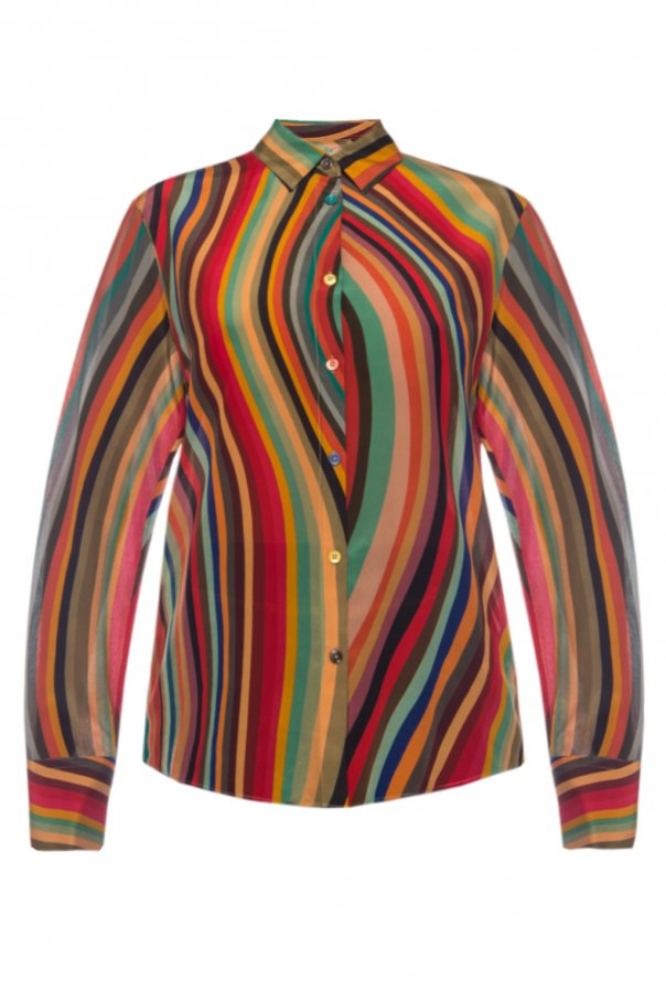 PS Paul Smith Patterned shirt