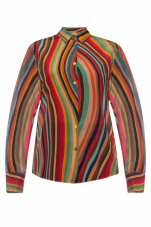 Patterned shirt od PS Paul Smith