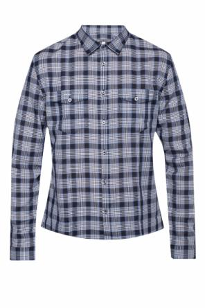 Checked shirt od John Varvatos