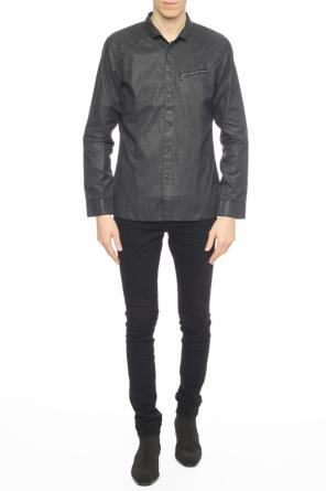 Shirt with zip pocket od John Varvatos