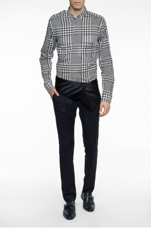 Patterned shirt od Balmain