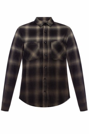 Patterned shirt od Amiri