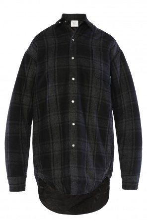 Checked shirt od Vetements