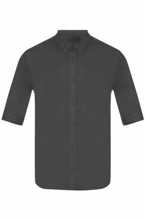Logo-embroidered shirt od AllSaints